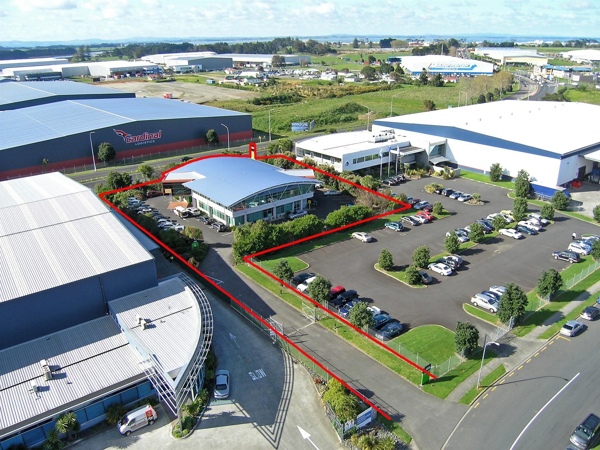 Photo of Downer EDi, 14 Amelia Earhart Avenue, Mangere, Manukau City, Auckland