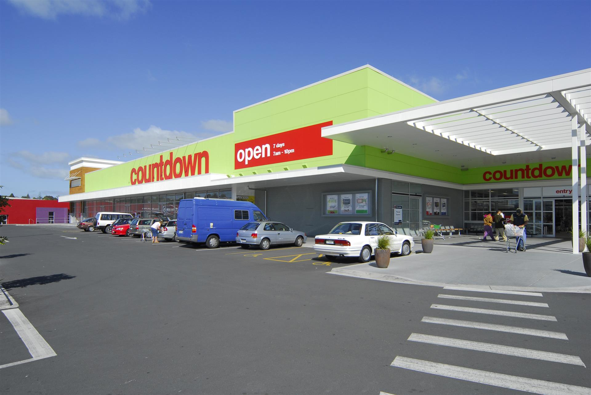Photo of Countdown, Fraser Cove Shopping Centre, Tauranga