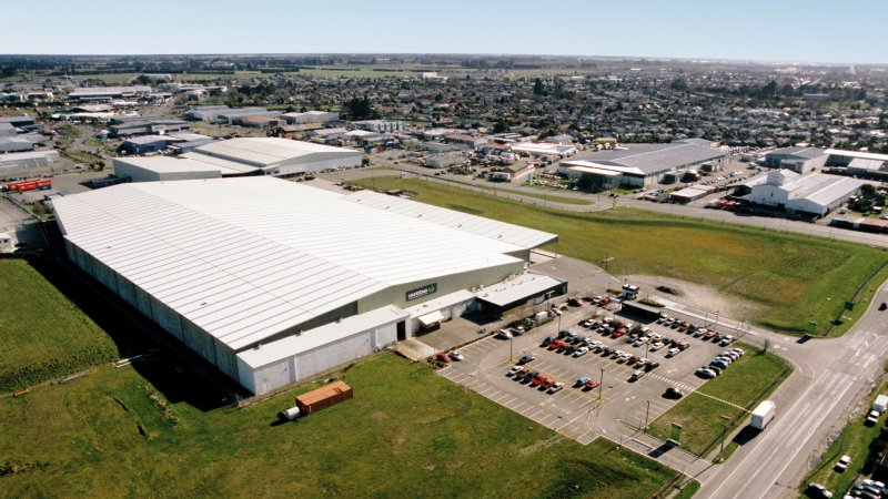 Photo of Countdown Distribution Centre, 146 Shands Road, Christchurch