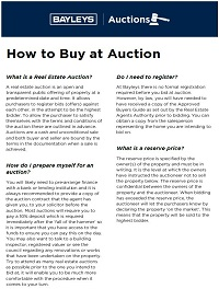 HowtoBuyatAuction